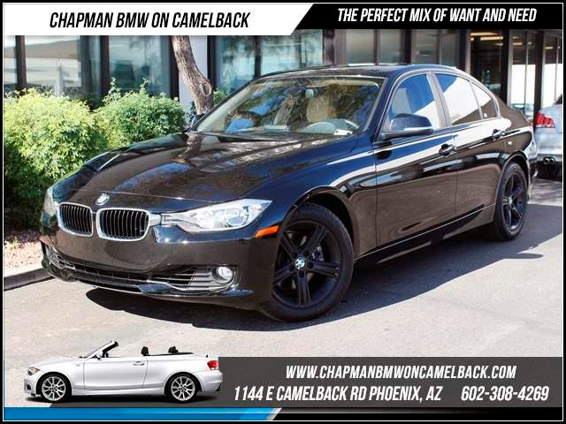 2014 BMW 3-Series Sdn 328i 22985 miles 1144 E CamelbackCPO Elite Sales Event on now at Chapman