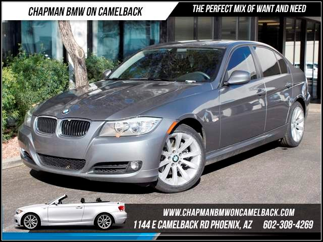 2011 BMW 3-Series Sdn 328i 26320 miles 1144 E CamelbackCPO Elite Sales Event on now at Chapman