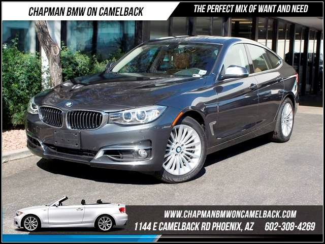 2014 BMW 3-Series GT 328i xDrive NAV Prem Pkg 8566 miles 1144 E CamelbackCPO Elite Sales Event