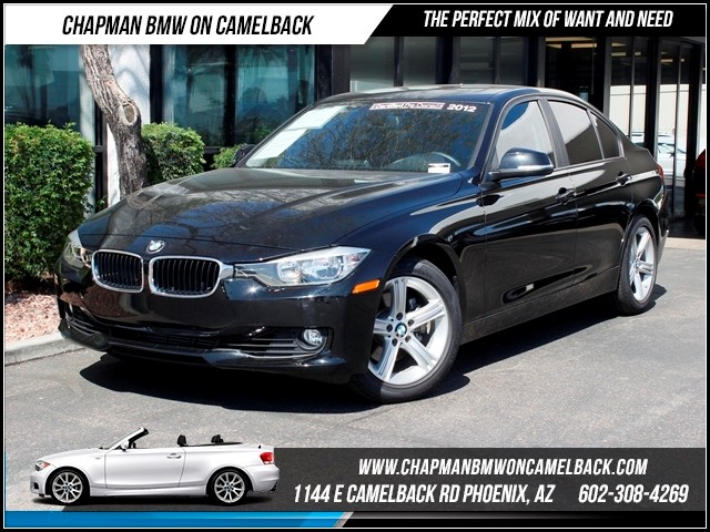 2012 BMW 3-Series Sdn 328i Prem Pkg 48570 miles 1144 E CamelbackCPO Spring Sales Event on now