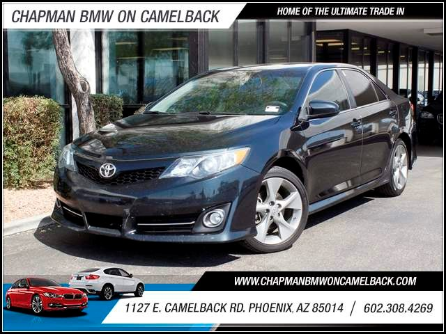2012 Toyota Camry SE 68831 miles 602 385-2286 1127 E Camelback HOME OF THE ULTIMATE TRADE IN