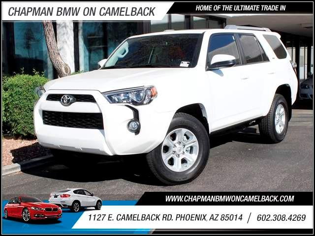 2014 Toyota 4Runner SR5 Premium 13418 miles 602 385-2286 1127 Camelback RD TAX SEASON IS HERE