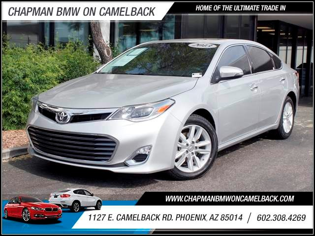 2013 Toyota Avalon XLE Touring 27774 miles 602 385-2286 1127 Camelback TAX SEASON IS HERE B