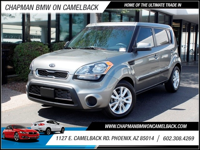 2012 Kia Soul  36729 miles 602 385-2286 1127 E Camelback HOME OF THE ULTIMATE TRADE IN