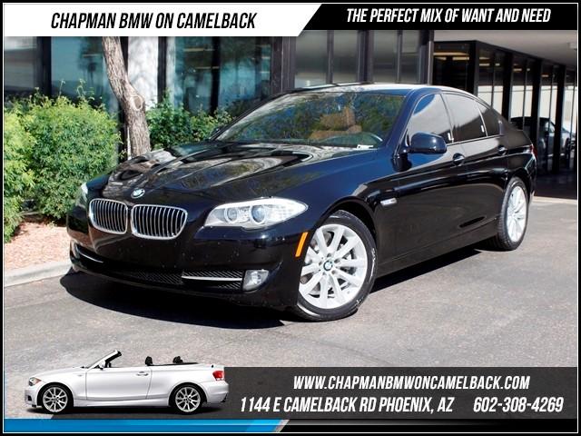 2012 BMW 5-Series 528i Sport Pkg Nav 34017 miles 1144 E CamelbackMarch Madness Sales Event on