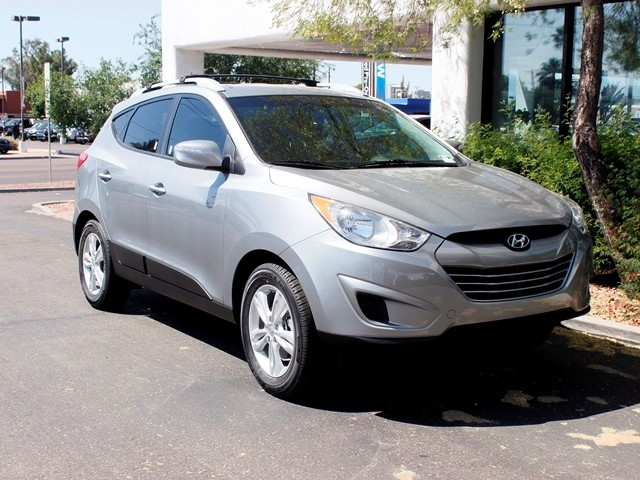 2012 Hyundai Tucson Gls Cars And Vehicles Phoenix Az