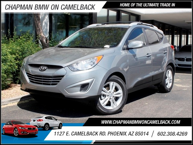 2012 Hyundai Tucson GLS 35155 miles 602 385-2286 1127 E Camelback HOME OF THE ULTIMATE TRADE