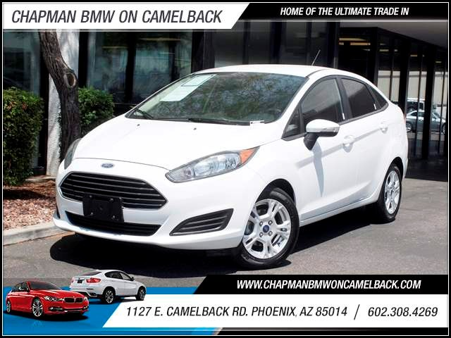2014 Ford Fiesta SE 39868 miles 602 385-2286 1127 E Camelback HOME OF THE ULTIMATE TRADE IN