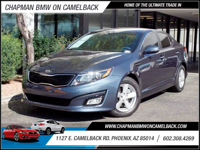 2015 Kia Optima LX 6248 miles 602 385-2286 1127 Camelback TAX SEASON IS HERE Buy the car or