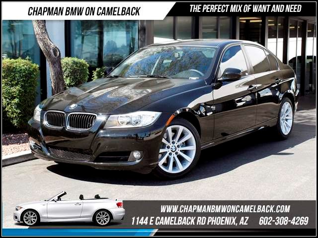 2011 BMW 3-Series Sdn 328i Value Pkg 23220 miles Chapman BMW on Camelback CPO Elite Sales Event