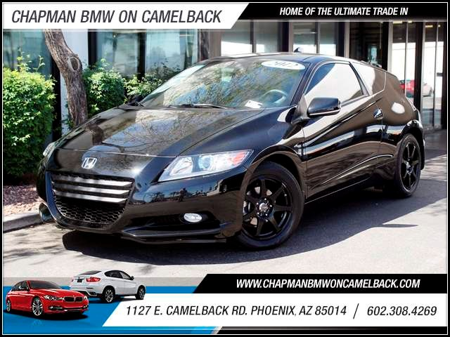 2012 Honda CR-Z EX 8784 miles 602 385-2286 1127 Camelback RD TAX SEASON IS HERE Buy the car