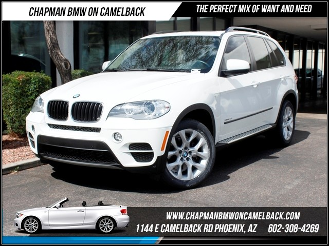 2012 BMW X5 xDrive35i Sport ActivityCon Pkg 35260 miles 1144 E CamelbackMarch Madness Sales