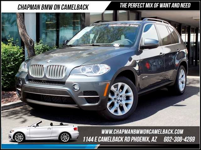 2013 BMW X5 xDrive35i PremConv Pkg 47171 miles 1144 E CamelbackMarch Madness Sales Event on