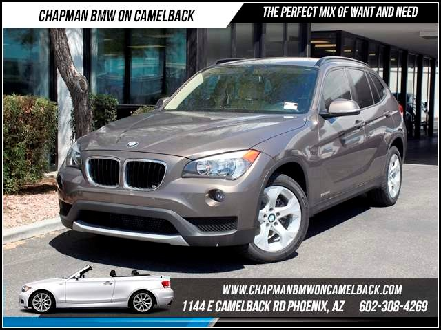 2013 BMW X1 sDrive28i 25888 miles 1144 E CamelbackCPO Spring Sales Event on now at Chapman BM
