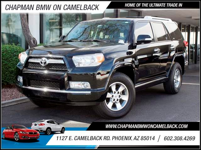 2013 Toyota 4Runner SR5 48766 miles 602 385-2286 1127 E Camelback HOME OF THE ULTIMATE TRADE