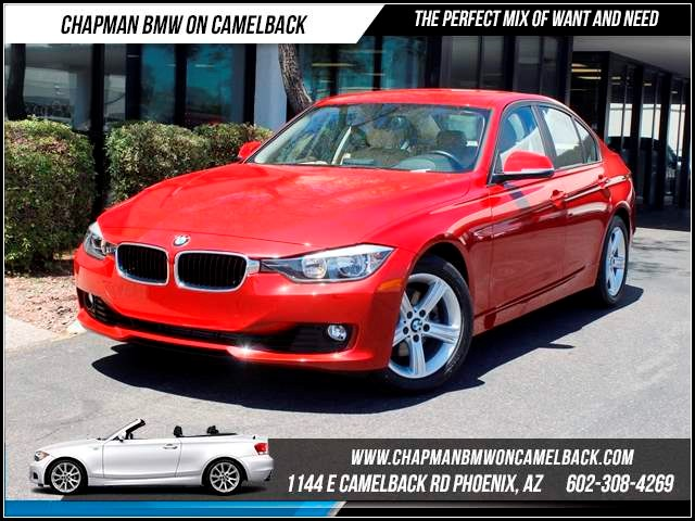 2013 BMW 3-Series Sdn 328i 18389 miles 1144 E CamelbackCPO Spring Sales Event on now at Chapm