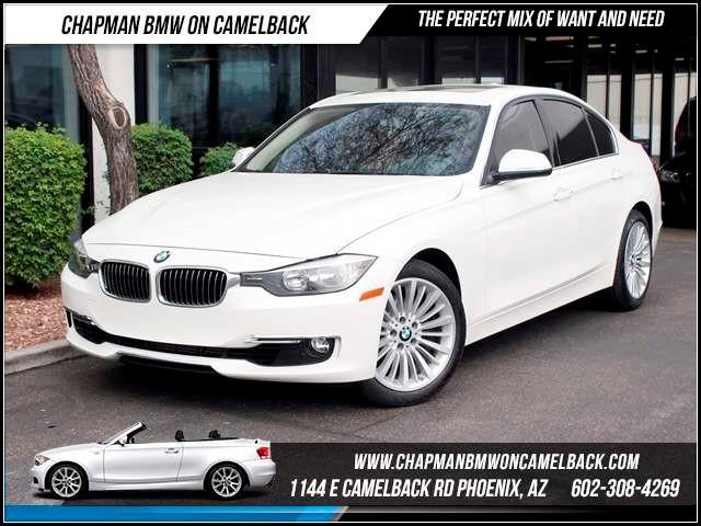 2012 BMW 3-Series Sdn 328i Lux Line Prem Pkg 34529 miles 1144 E CamelbackMarch Madness Sales