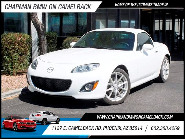 2012 Mazda MX-5 Miata Grand Touring 23871 miles 602 385-2286 1127 Camelback TAX SEASON IS HER