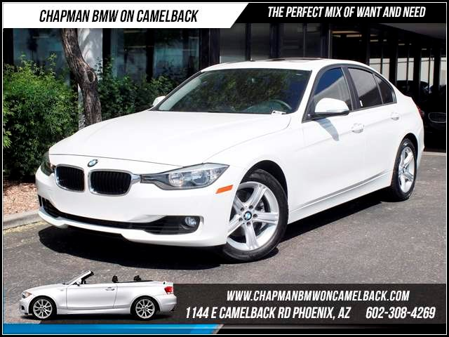 2012 BMW 3-Series Sdn 328i Prem Pkg 41760 miles Memorial Day Sales Event at Chapman BMW on Camelb