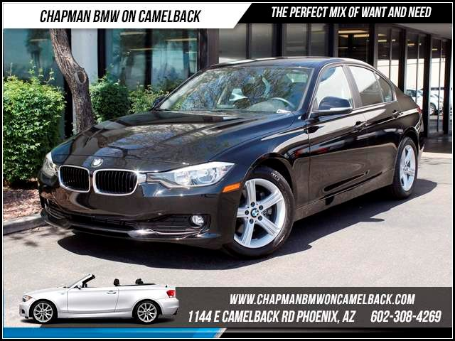 2014 BMW 3-Series Sdn 320i 15878 miles 1144 E CamelbackMarch Madness Sales Event on now at Ch