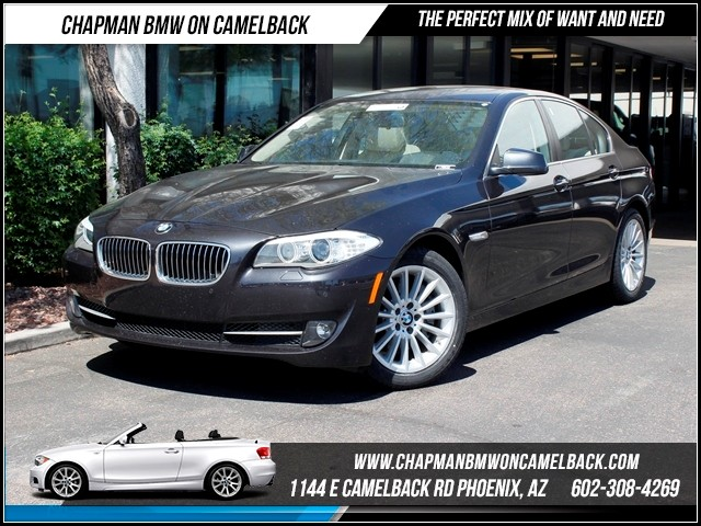 2013 BMW 5-Series 535i PremTech Pkg Nav 22654 miles Memorial Day Sales Event at Chapman BMW on C