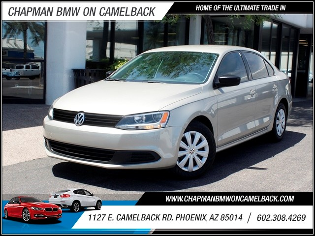 2012 Volkswagen Jetta 33508 miles 602 385-2286 1127 E Camelback HOME OF THE ULTIMATE TRADE I