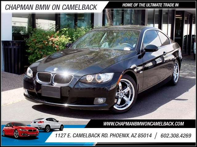 2007 BMW 3-Series Cpe 328i 37387 miles 602 385-2286 1127 Camelback RD TAX SEASON IS HERE Bu