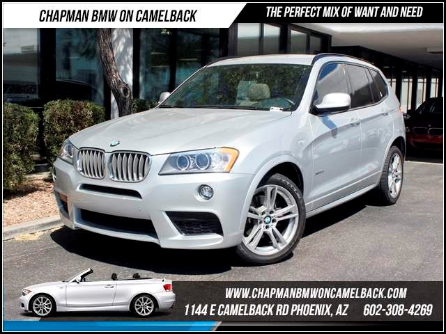2011 BMW X3 xDrive35i PremMspt Pkg 44948 miles 1144 E CamelbackCPO Spring Sales Event on now