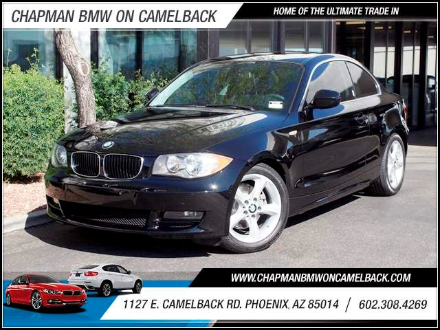 2011 BMW 1-Series 128i 53538 miles 602 385-2286 1127 Camelback TAX SEASON IS HERE Buy the c