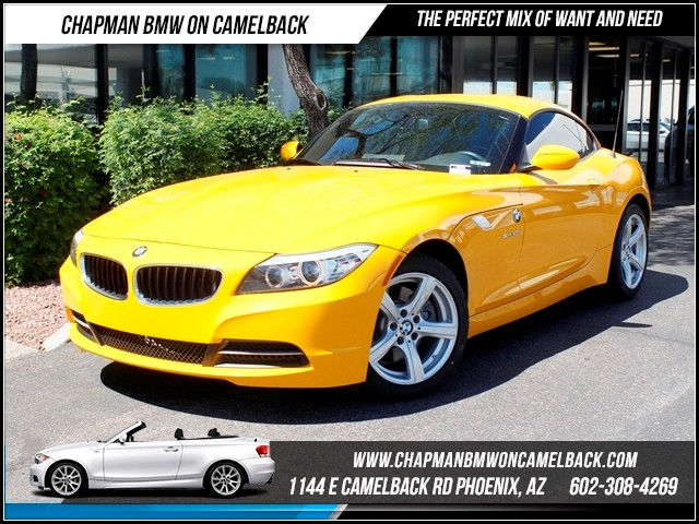 2012 BMW Z4 sDrive28i Prem Pkg Nav 29482 miles 1144 E CamelbackCPO Spring Sales Event on now