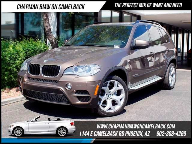 2013 BMW X5 xDrive35i Sport Activity ConvTe 20422 miles 1144 E CamelbackMarch Madness Sales
