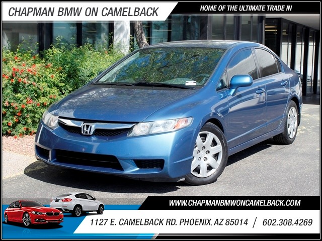 2011 Honda Civic LX 60281 miles 602 385-2286 1127 Camelback TAX SEASON IS HERE Buy the car