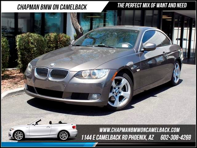 2010 BMW 3-Series Conv 328i Prem Pkg 49517 miles 1144 E CamelbackCPO Spring Sales Event on no