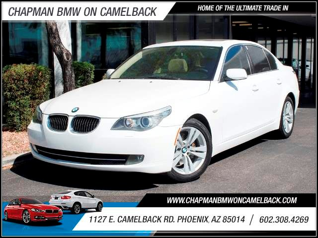 2010 BMW 5-Series 528i 78765 miles 602 385-2286 1127 E Camelback HOME OF THE ULTIMATE TRADE