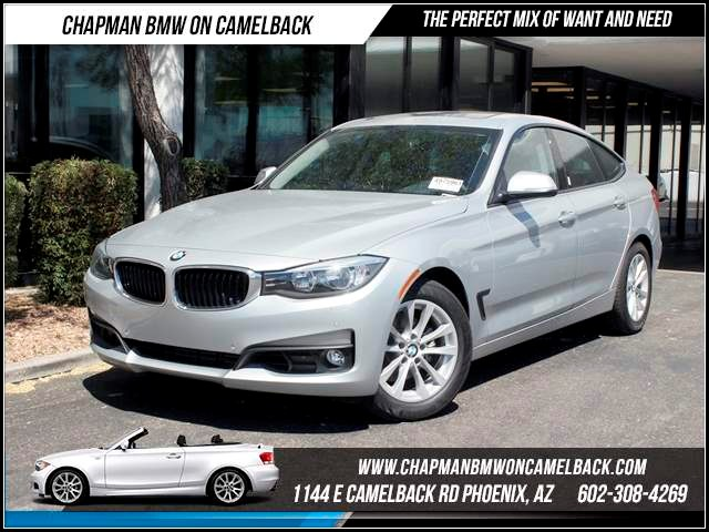 2015 BMW 3-Series GT 328i xDrive NAV ColdDrivers Ass 5841 miles 1144 E CamelbackCPO Spring S