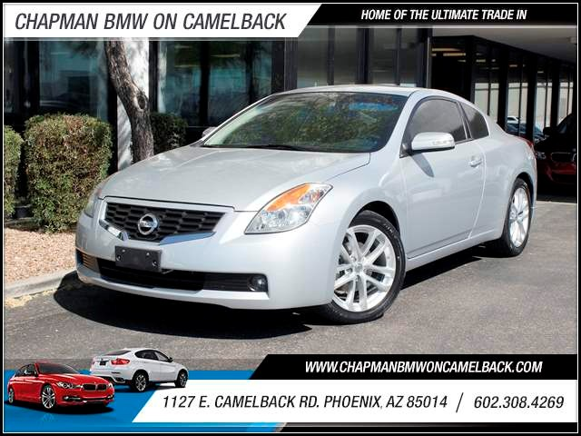 2009 Nissan Altima 35 SE 32554 miles 602 748-1691 1127 E Camelback HOME OF THE ULTIMATE TRA