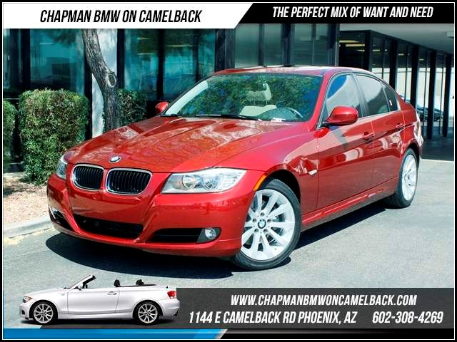 2011 BMW 3-Series Sdn 328i PremValue Pkg 18717 miles 1144 E CamelbackCPO Spring Sales Event