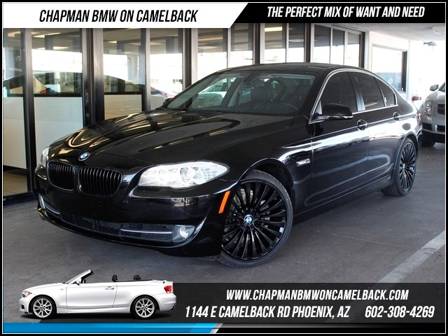 2013 BMW 5-Series 528i 36520 miles 1144 E CamelbackCPO Spring Sales Event on now at Chapman B