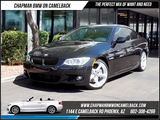 2012 BMW 3-Series Cpe 335i NAV MsptConvPrem Pkg 23269 miles 1144 E CamelbackCPO Spring Sale