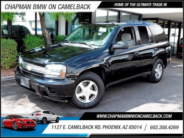 2006 Chevrolet TrailBlazer LS 90806 miles 602 385-2286 1127 E Camelback HOME OF THE ULTIMATE