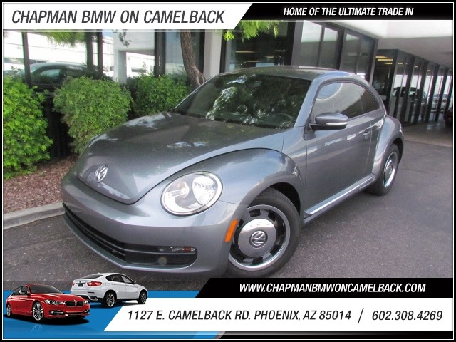 2012 Volkswagen Beetle 25L PZEV 39514 miles 602 385-2286 1127 E Camelback HOME OF THE ULTIM