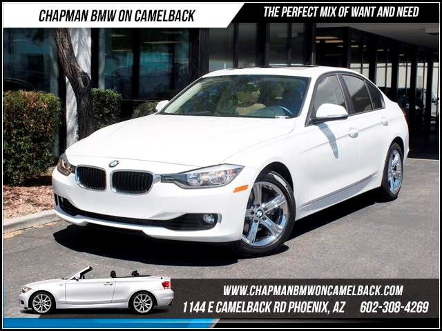 2012 BMW 3-Series Sdn 328i Prem Pkg 28964 miles 1144 E CamelbackCPO Spring Sales Event on now