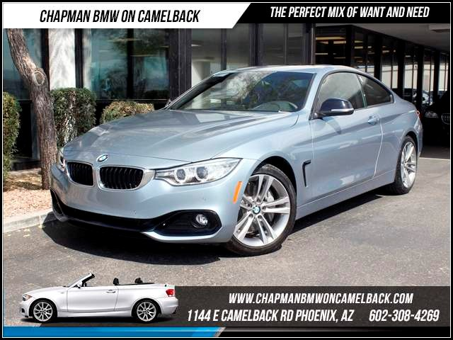 2015 BMW 4-Series 435i Sport LineDrivers Asst Pkg 8420 miles Memorial Day Sales Event at Chapman
