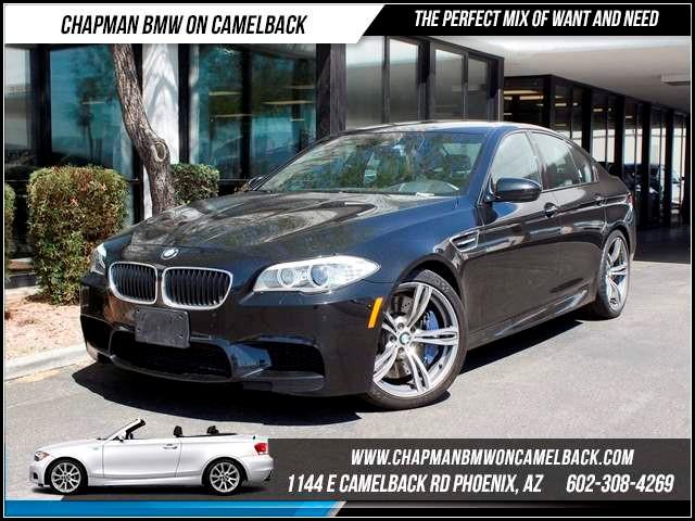 2013 BMW M5 NAV ExecDrivers Asst Pkg 15332 miles 1144 E CamelbackCPO Spring Sales Event on n