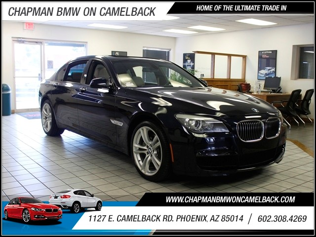 2011 BMW 7-Series 740Li 72331 miles 602 385-2286 1127 E Camelback HOME OF THE ULTIMATE TRADE