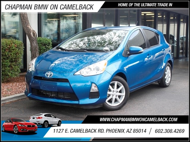 2012 Toyota Prius c Three 29070 miles 602 385-2286 1127 E Camelback HOME OF THE ULTIMATE TRA