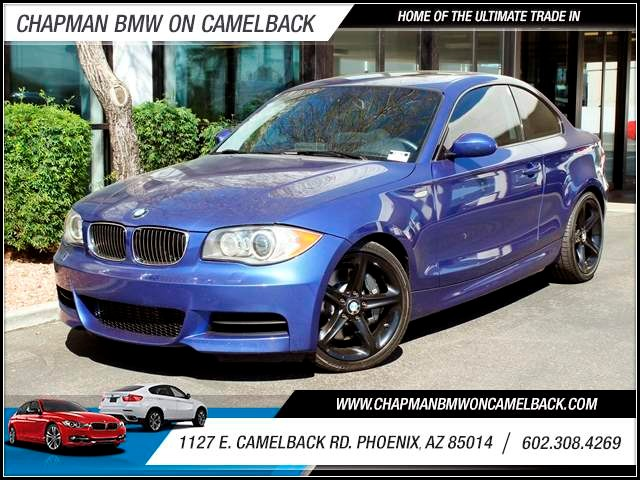 2008 BMW 1-Series 135i 79304 miles 602 385-2286 1127 E Camelback HOME OF THE ULTIMATE TRADE