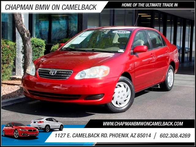 2008 Toyota Corolla LE 56336 miles 602 385-2286 1127 E Camelback HOME OF THE ULTIMATE TRADE