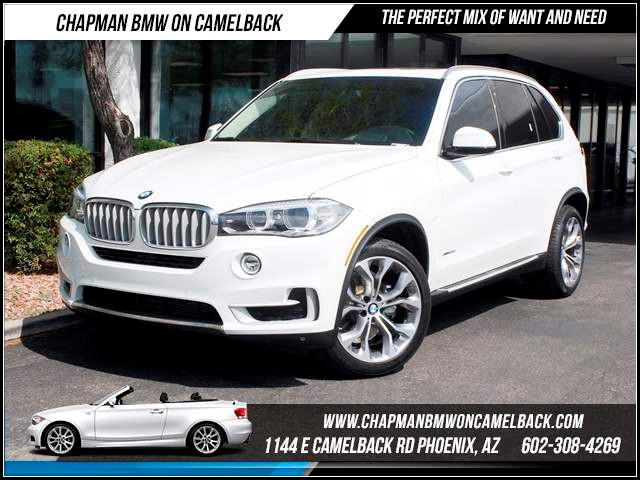 2015 BMW X5 xDrive35i NAV PremLux seatDriv 11207 miles Memorial Day Sales Event at Chapman BMW