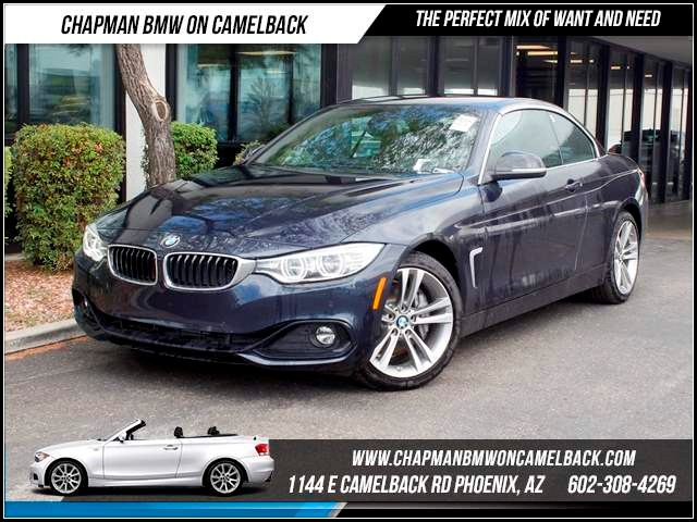 2014 BMW 4-Series Conv 435i NAV PremDrivers Asst Pkg S 4270 miles Memorial Day Sales Event at Ch
